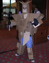 Cardboardsuperhero
