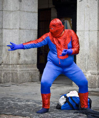 Saggyspiderman